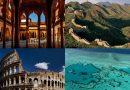 I 9 luoghi più belli del mondo